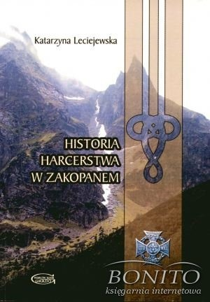 Okładka książki Historia harcerstwa w zakopanem