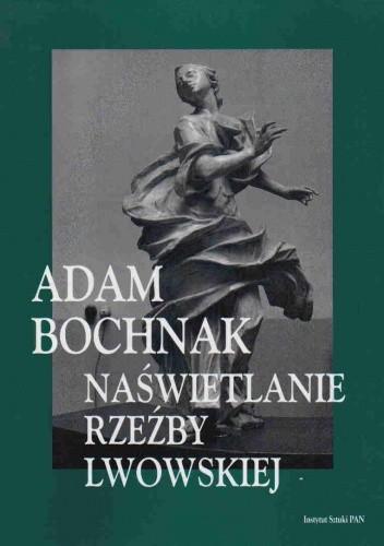 Okładka książki Naświetlanie rzeźby lwowskiej