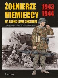 Okładka książki Żołnierze niemieccy na froncie wschodnim
