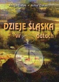 Okładka książki Dzieje Śląska w datach