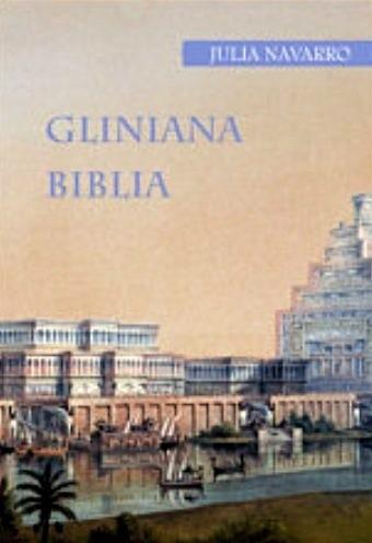 Okładka książki Gliniana Biblia