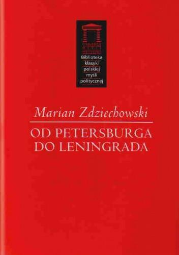 Okładka książki Od Petersburga do Leningrada