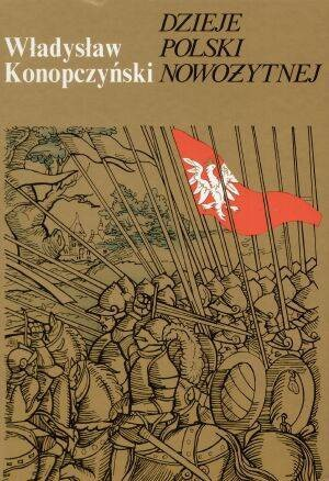 Okładka książki Dzieje Polski nowożytnej
