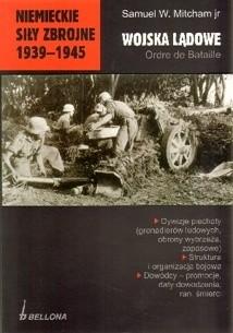 Okładka książki Niemieckie siły zbrojne. Wojska lądowe