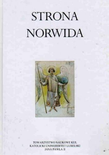 Okładka książki Strona Norwida