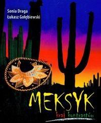 Okładka książki Meksyk - kraj kontrastów