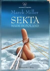 Okładka książki Sekta made in Poland/Laboratorium Reportażu/