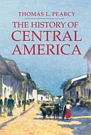 Okładka książki The history of Central America
