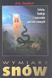 Okładka książki Wymiary snów