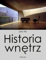 Okładka książki Historia wnętrz