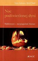 Okładka książki Noc podświetlonej dyni