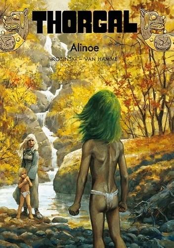 Okładka książki Thorgal: Alinoe