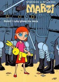 Okładka książki Dzieci i ryby głosu nie mają