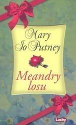 Okładka książki Meandry losu