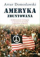 Okładka książki Ameryka zbuntowana. Siedemnaście dialogów o ciemnych stronach imperium wolności