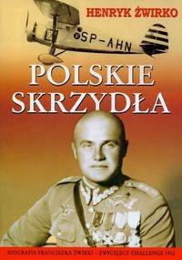 Okładka książki Polskie skrzydła