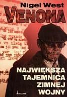 Okładka książki Venona. Największa tajemnica zimnej wojny