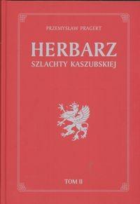 Okładka książki Herbarz szlachty Kaszubskiej t 2
