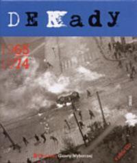 Okładka książki Dekady 1965-1974