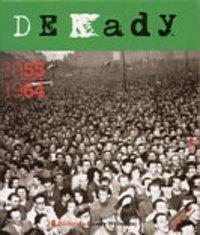 Okładka książki Dekady 1955-1964
