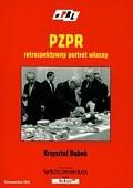 Okładka książki PzPR. Retrospektywny portret własny