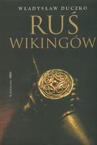 Okładka książki Ruś Wikingów