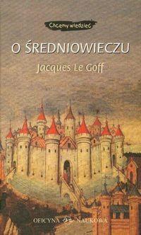 Okładka książki O średniowieczu