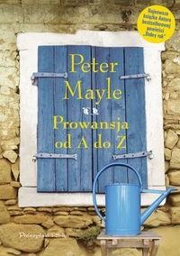 Okładka książki Prowansja od A do Z