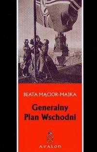 Okładka książki Generalny Plan Wschodni