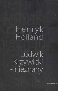Okładka książki Ludwik Krzywicki-nieznany