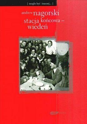 Okładka książki Stacja końcowa - Wiedeń