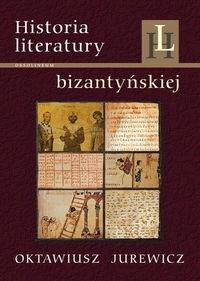 Okładka książki Historia literatury bizantyńskiej