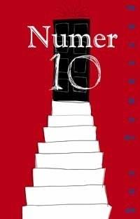 Okładka książki Numer 10