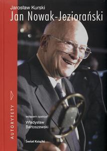 Okładka książki Jan Nowak-Jeziorański