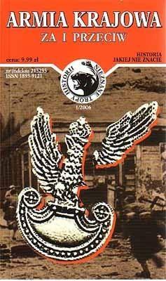 Okładka książki Armia Krajowa za i przeciw