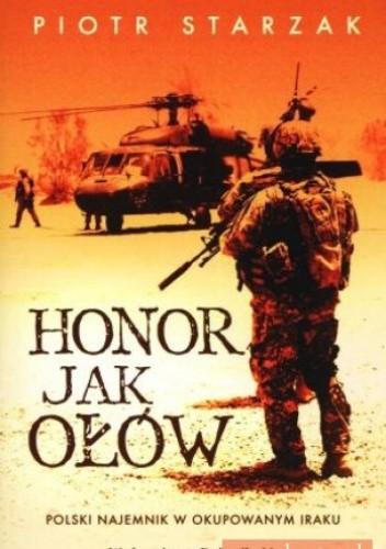 Okładka książki Honor jak ołów