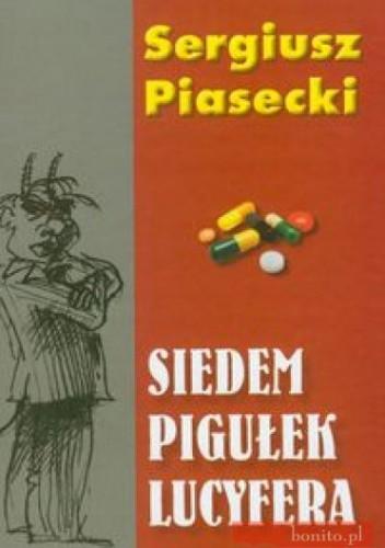 Okładka książki Siedem pigułek Lucyfera