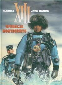 Okładka książki XIII: Operacja Montecristo