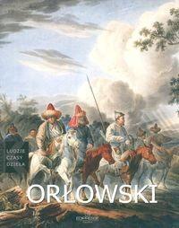 Okładka książki Aleksander Orłowski [1777-1832]