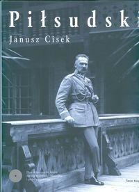 Okładka książki Piłsudski+CD