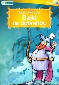 Okładka książki Cd Bajki Na Dobranoc Tw