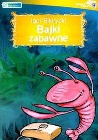Okładka książki Cd Bajki zabawne Tw
