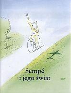 Okładka książki Sempé i jego świat