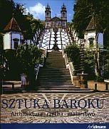 Okładka książki Sztuka Baroku. Architektura - Rzeźba - Malarstwo