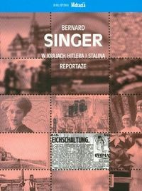 Okładka książki W krajach Hitlera i Stalina Reportaże