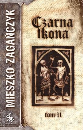 Okładka książki Czarna Ikona, t.2