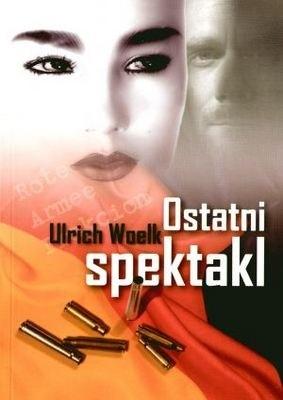 Okładka książki Ostatni spektakl