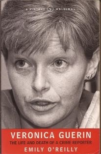Okładka książki Veronica Guerin. The Life and Death of a Crime Reporter