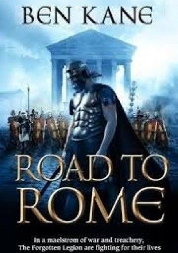 Okładka książki The Road to Rome