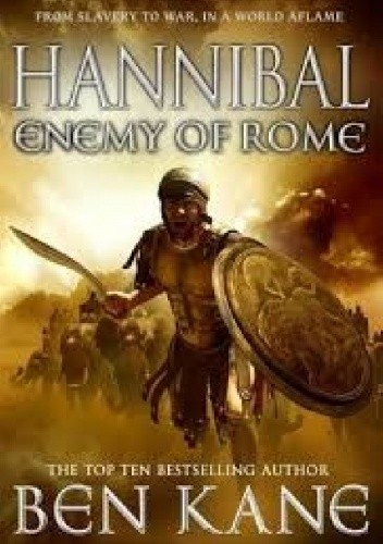 Okładka książki Enemy of Rome